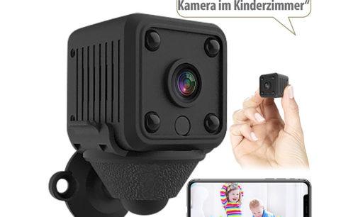 7links Mini-IP-Überwachungskamera IPC-130.mini