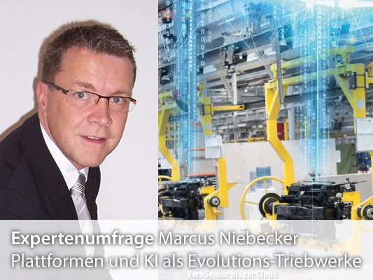 Niebecker, Produktmanager MES-Solutions bei PROXIA, im Interview mit Digital Manufacturing Magazin