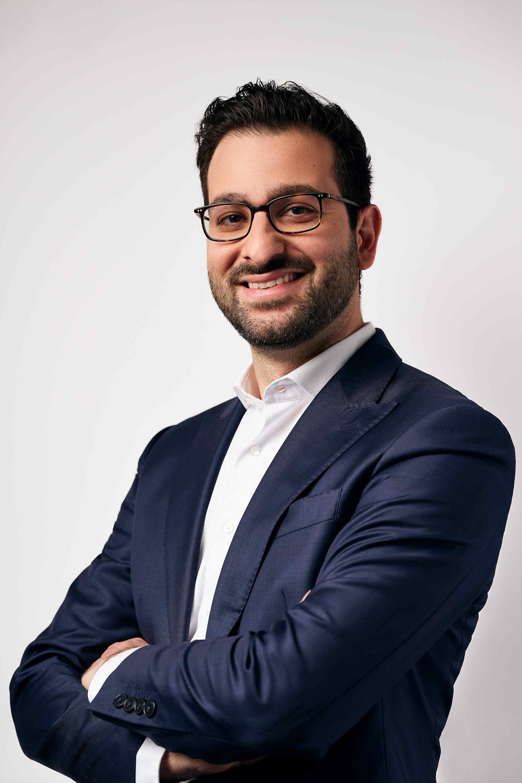 Milad Safar, Managing Partner Weissenberg Group