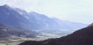 Unterwegs in südlichen Bergen