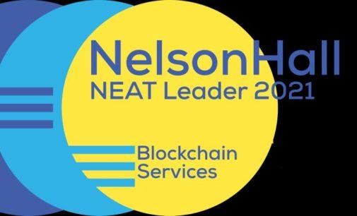 NTT DATA laut NelsonHall führend in Blockchain-Services