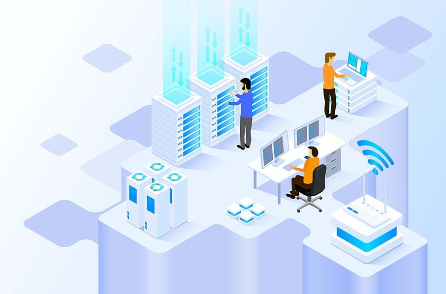 Ein modernes SOC erfordert ein zielgerichtetes effizientes Handling der einfließenden Daten.