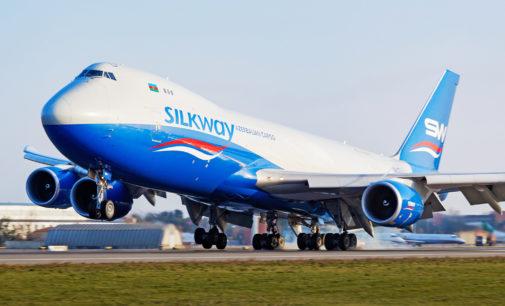 Silk Way West Airlines erweitert seine Präsenz in Indien