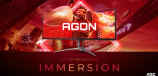 So sehen Sieger aus: 49″ Curved-Gaming-Monitore AGON AG493UCX2 und AG493QCX von AGON by AOC