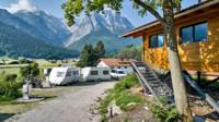 : Ein exklusives Baumhaus ist die neueste Attraktion von Camping Resort Zugspitze
