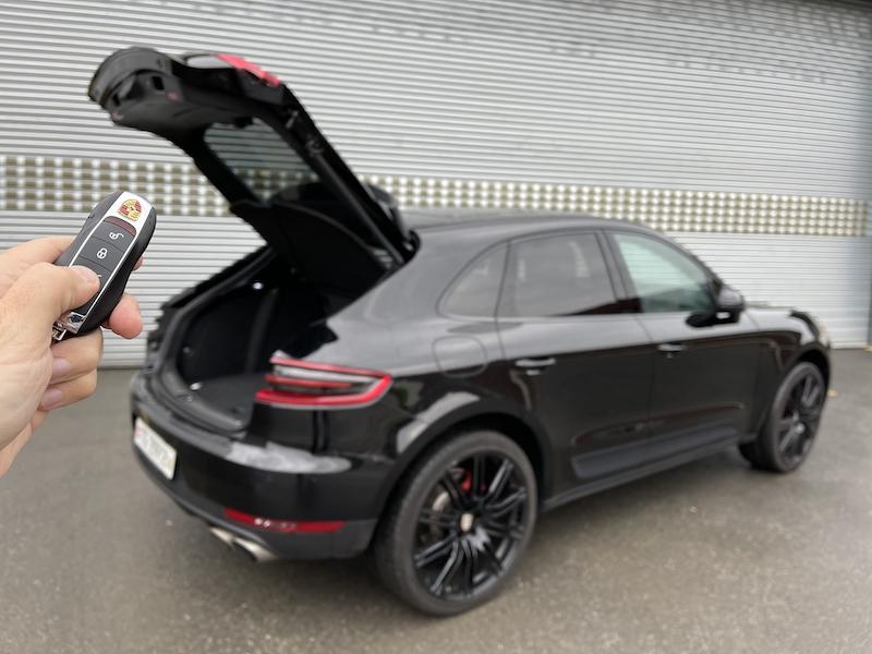 RemoteKEY Komfortsteuerung der Firma Mods4cars für Porsche Macan