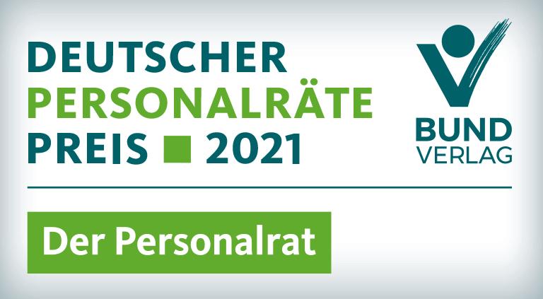 Deutscher Personalräte-Preis 2021
