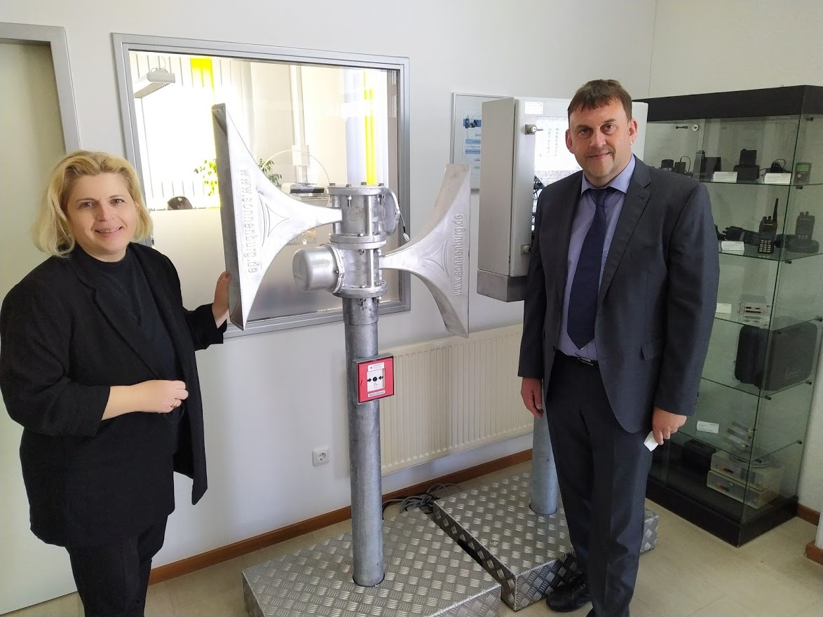 Sandra Bubendorfer-Licht im Gespräch mit Roland Westenkirchner, CEO der Sonnenburg AG (Eggenfelden).