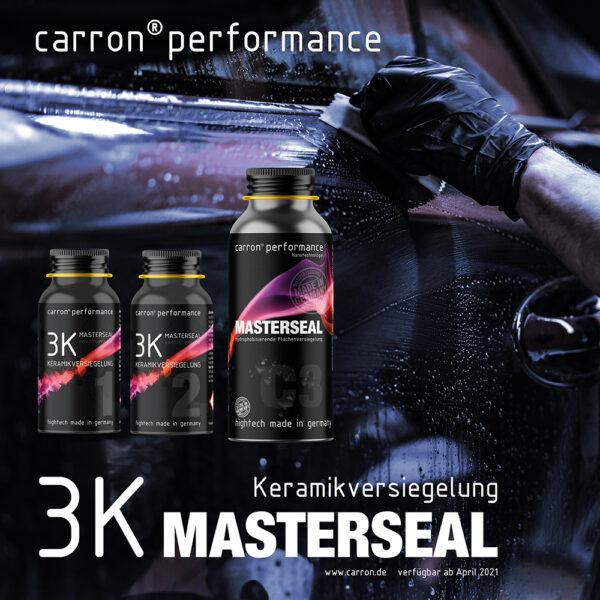 carron® Lackversiegelung Nanoversiegelung Keramikversiegelung