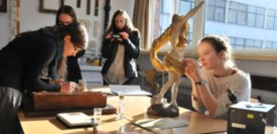 Die Konservierung und Restaurierung  von Kunst und Skulpturen