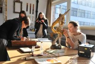 Kunst und Skulpturen