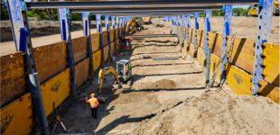 SBH entwickelt neues Träger-Verbauplatten-System