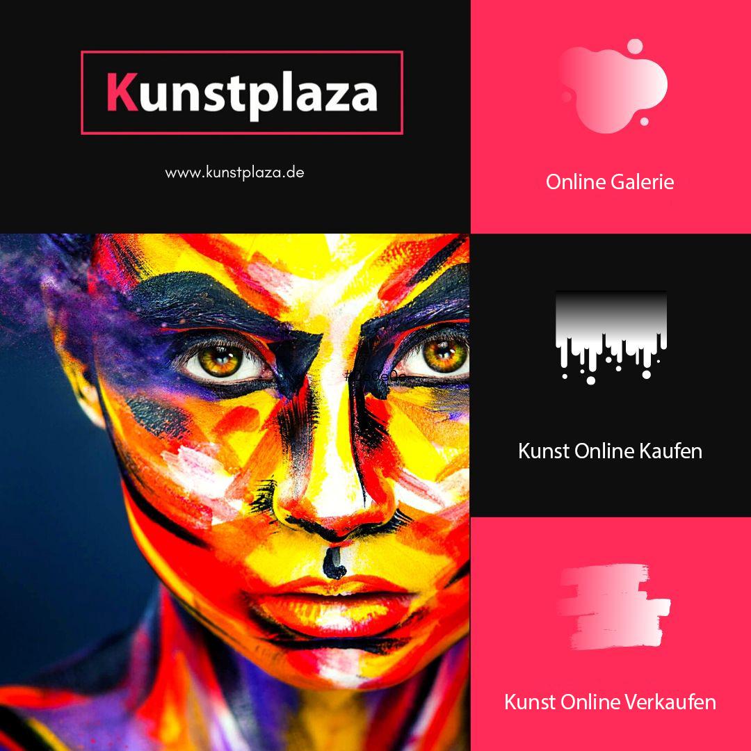 Kunstplaza - Online Galerie - Kunst kaufen und verkaufen
