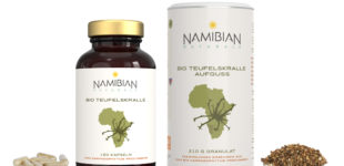 Teufelskralle – erste Bio- und Fair-for-Life zertifizierte Produkte