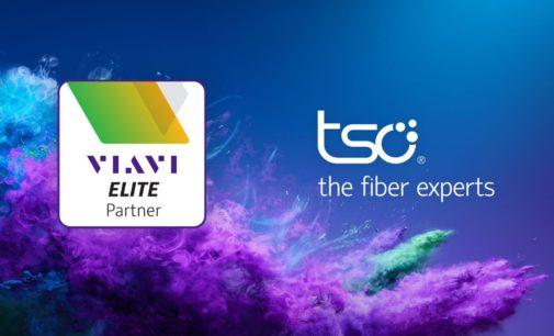 tso GmbH ist Elite Solution Partner von VIAVI Solutions