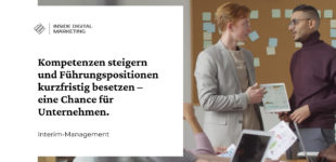 Interim-Management und Beratung für Unternehmen