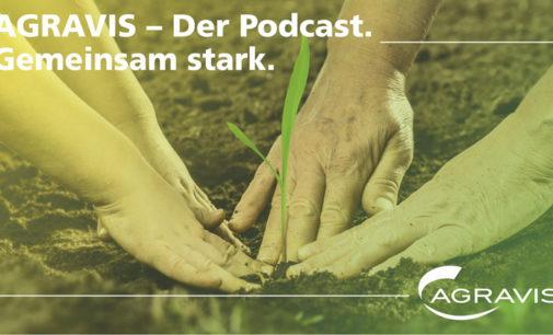 Neue Podcast-Folge der AGRAVIS Raiffeisen AG erschienen