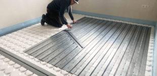 Selfio Fußbodenheizung für Neubau und Sanierung