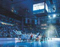 Spielen vor vollen Rängen: NTT DATA und THW Kiel schließen Innovations-Partnerschaft