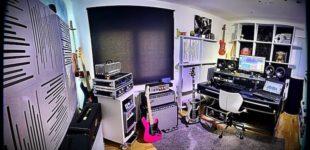 Zaor Studio of the Month: Hardrock-Produzent Claudio Jans ist Gewinner der Jahresauslosung