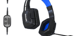 Überzeugend in Klang und Komfort: Philips Monitore präsentiert leichte Headsets für Gamer