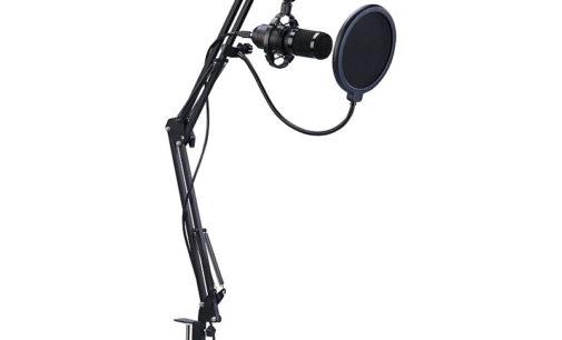 auvisio Profi-USB-Kondensator-Mikrofon