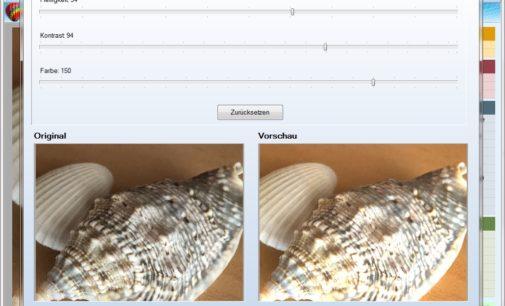 Bildbearbeitungsprogramm und Tipps zur Bildbearbeitung