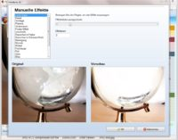 Bildbearbeitungsprogramm und Fotografie Tricks