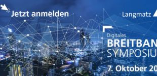 Der Countdown läuft: Digitales Breitband-Symposium 2021
