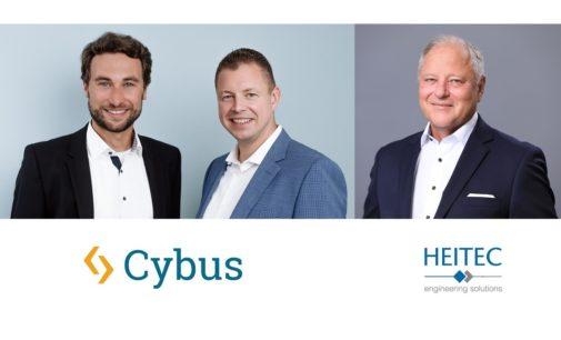Heitec AG und Cybus ermöglichen Industriekunden den Einstieg in die digitale Produktion