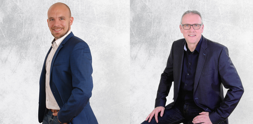 Mit Pascal Scholz und Thomas Wille baut Tonality sein kompetentes Team kontinuierlich weiter aus.