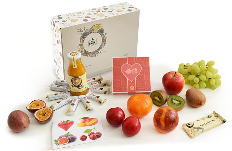 Gesunde Geschenke bei fruitonBox