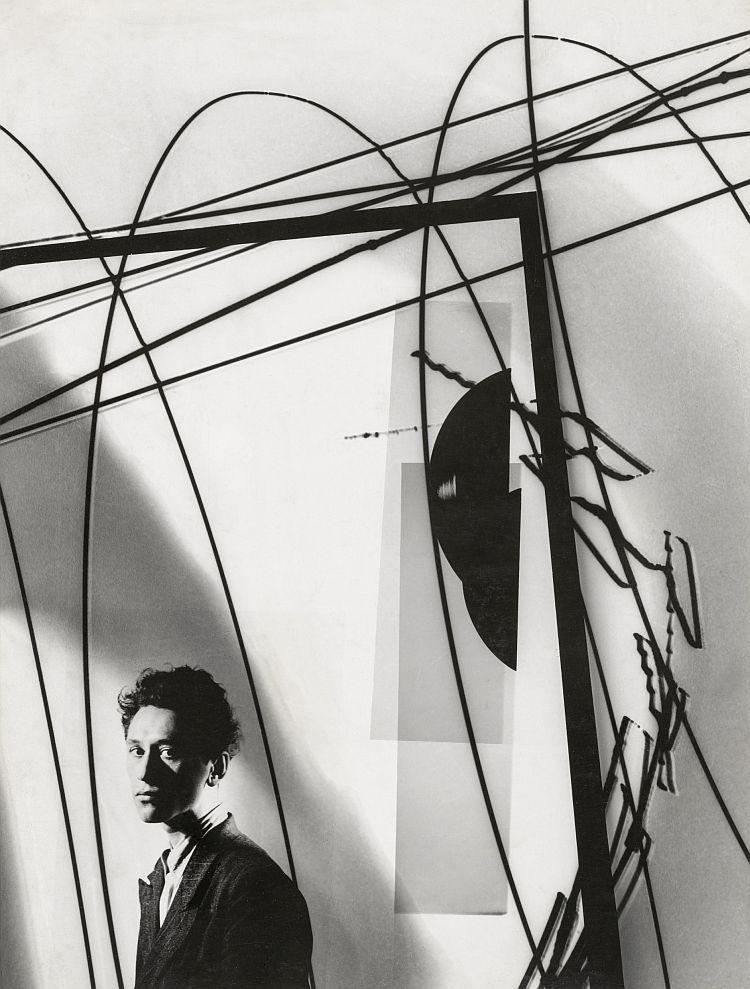 Kilian Breier Selbstportrait, 1953