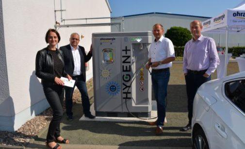 Biogas2Drive: Ohra Energie setzt auf Biogas als Kraftstoff