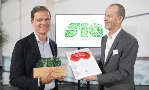 elobau erhält zwei Awards für klimafreundliches Wirtschaften
