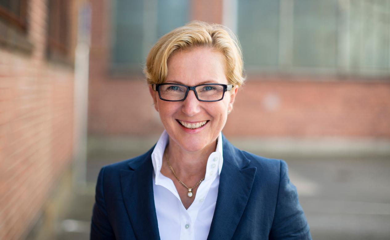 Dr. Katja Löhr-Müller bringt ihre Erfahrungen als neue Verbandsjuristin ein.