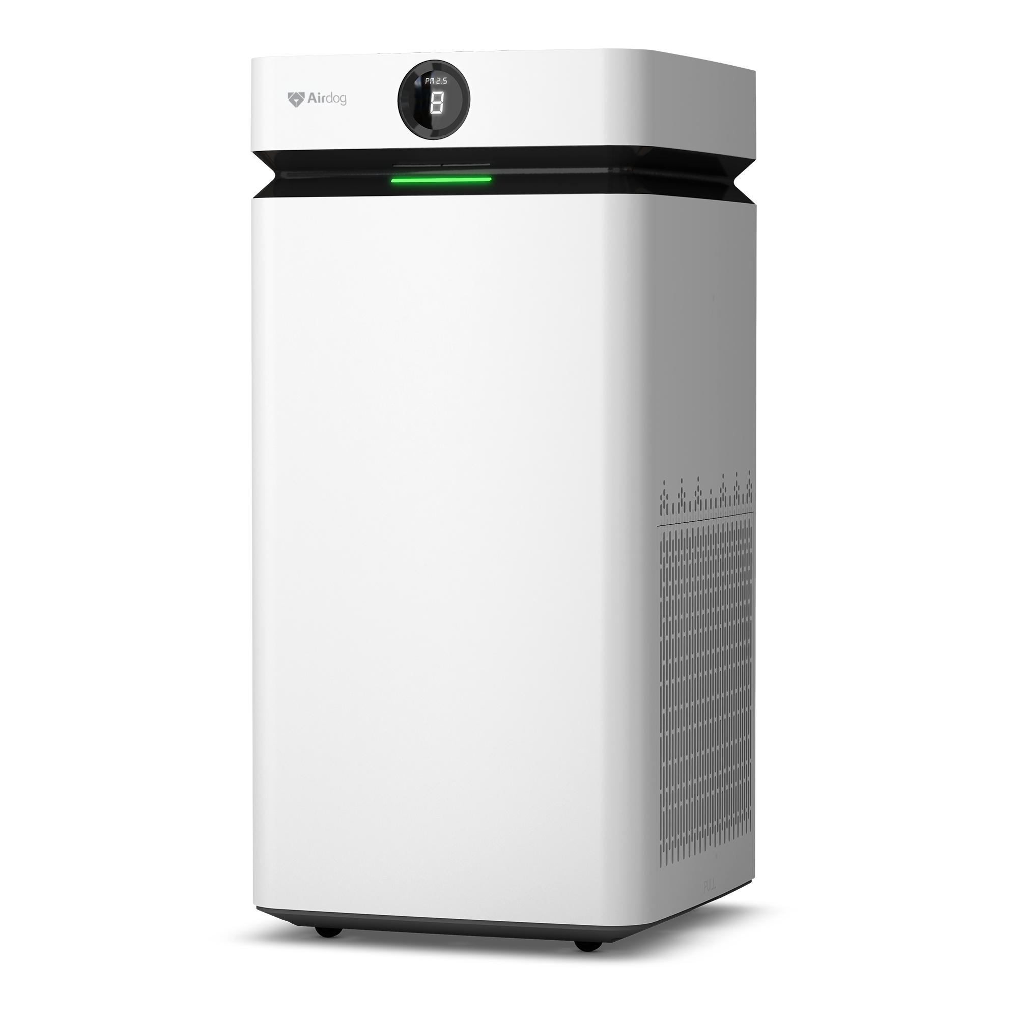 Grünes Hightech aus dem Silicon Valley: Airdogs reinigen zuverlässig die Luft in Innenräumen.