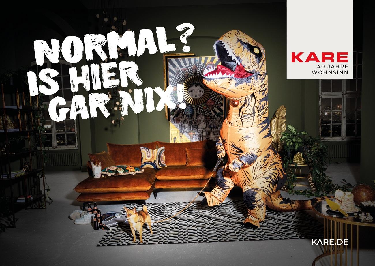 KARE Design GmbH - Jubiläumskampagne