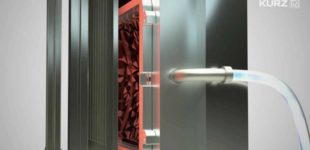 Infrarot-Wärme und UV-Technologie für dekorative Kunststoffteile
