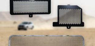 Lochbleche in der Supply-Chain für die Automobilindustrie