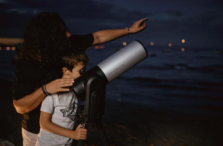 Unistellar bringt mit dem eVscope 2 ein neues digitales Newton-Teleskop auf den Markt