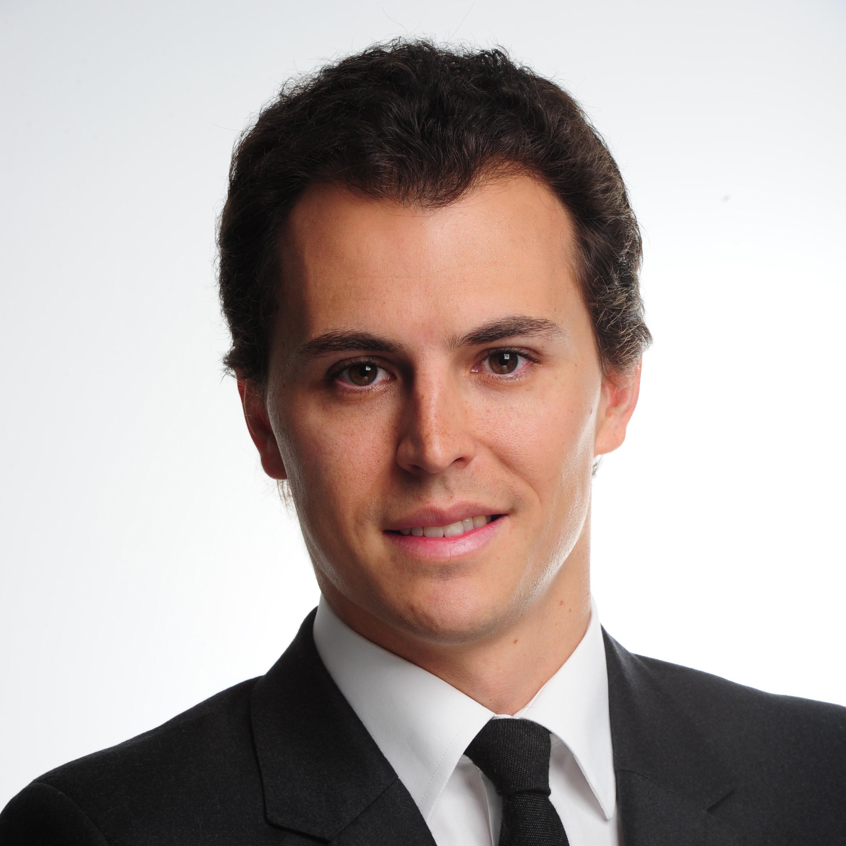 Cédric Guerin, Gründer von PayMyTable