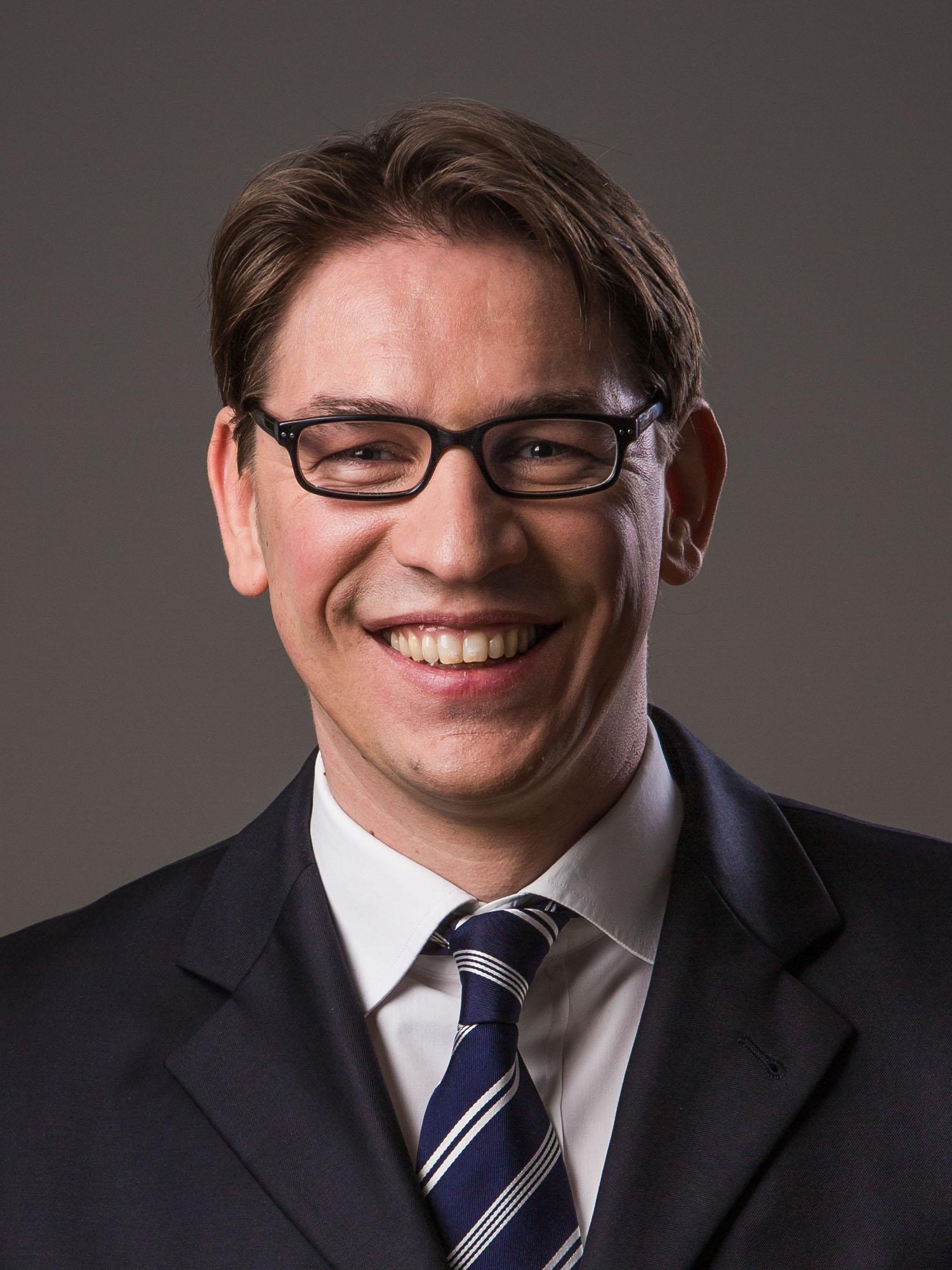 Maximilian Görwitz, Geschäftsführer Horn & Görwitz GmbH & Co. KG