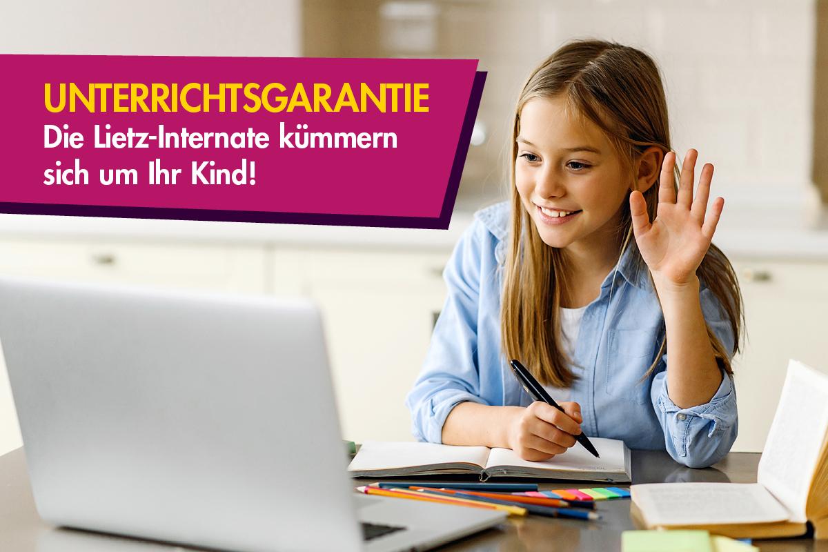 Unterrichtsgarantie der Lietz-Internate