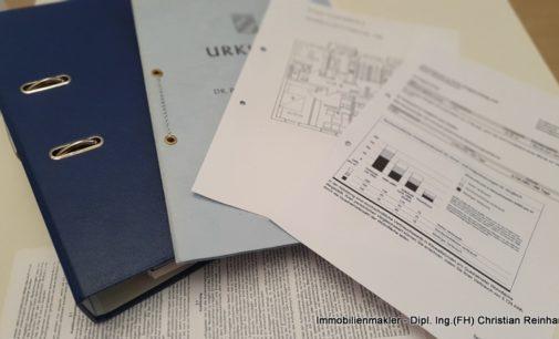 Diese Unterlagen dürfen bei einer erfolgreichen Haus Vermietung nicht fehlen