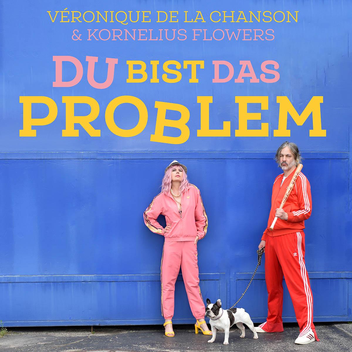 """Cover zur Single """"Du bist das Problem"""""""