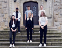 Neues Ausbildungsjahr bei Ardex: Sieben junge Menschen gestartet