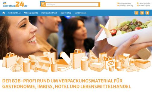 Pack4Food24.de – Der B2B Onlineshop für Gastronomie, Imbiss, Hotel & Lebensmittelhandel